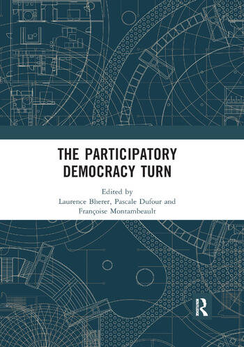 The Participatory Democracy Turn book cover