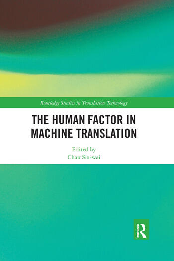 The Human Factor in Machine Translation book cover