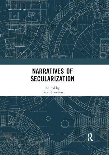 Narratives of Secularization book cover