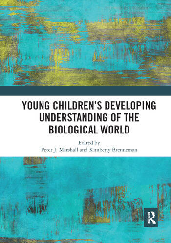 Young Children�s Developing Understanding of the Biological World book cover