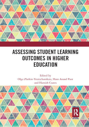 Assessing Student Learning Outcomes in Higher Education book cover