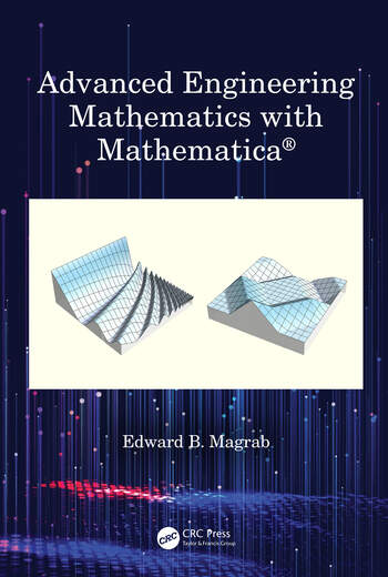 Advanced Engineering Mathematics with Mathematica book cover