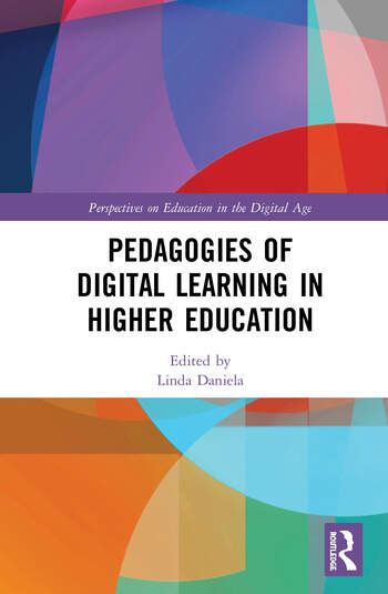 Pedagogies of Digital Learning in Higher Education book cover