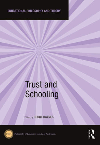 Trust and Schooling book cover