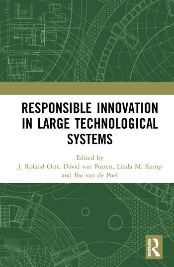 Responsible Innovation in Large Technological Systems book cover