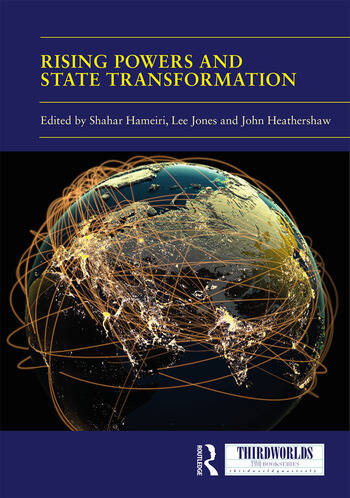 Rising Powers and State Transformation book cover