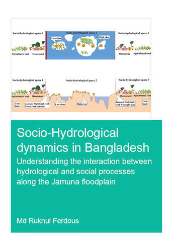 Socio-Hydrological Dynamics in Bangladesh Understanding the Interaction Between Hydrological and Social Processes Along the Jamuna Floodplain book cover