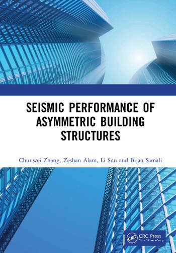 Seismic Performance of Asymmetric Building Structures book cover