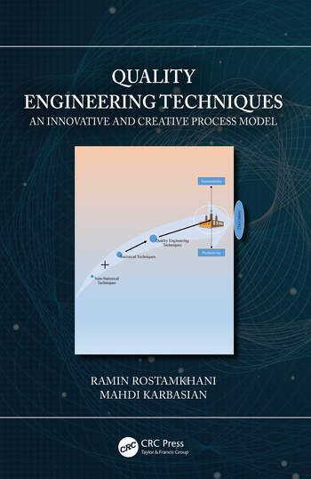 Quality Engineering Techniques An Innovative and Creative Process Model book cover