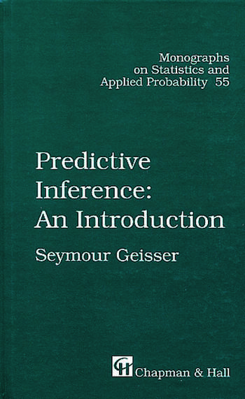 Predictive Inference book cover