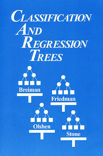 Classification and Regression Trees book cover