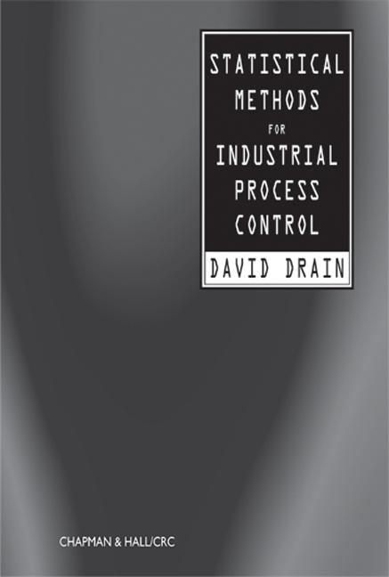Statistical Methods for Industrial Process Control book cover