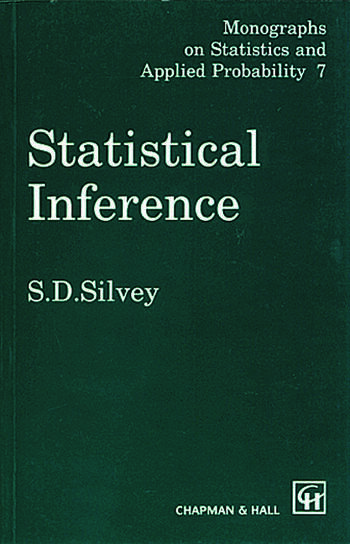 Statistical Inference book cover