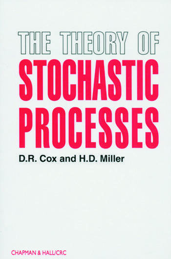 The Theory of Stochastic Processes book cover