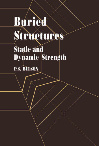 Buried Structures Static and Dynamic Strength book cover