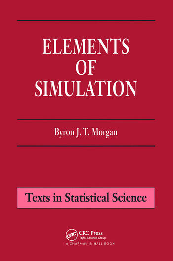 Elements of Simulation book cover