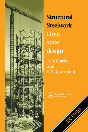 Structural Steelwork Limit state design book cover