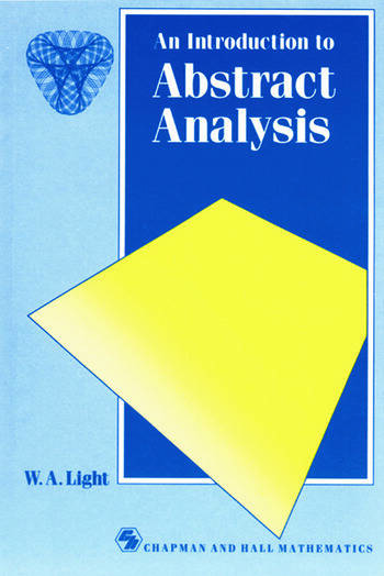 Introduction to Abstract Analysis book cover