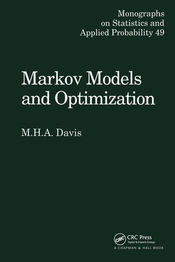 Markov Models & Optimization book cover