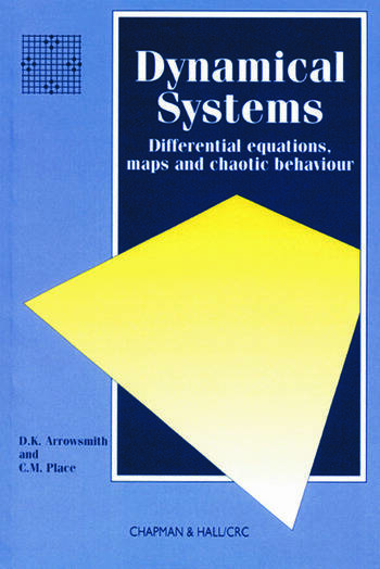 Dynamical Systems Differential Equations, Maps, and Chaotic Behaviour book cover