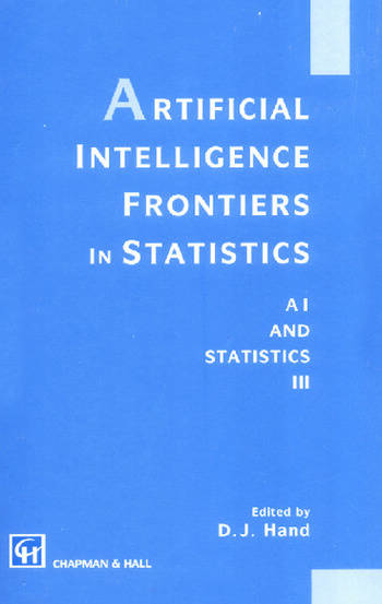 Artificial Intelligence Frontiers in Statistics Al and Statistics III book cover