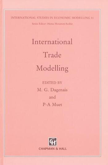 International Trade Modelling book cover