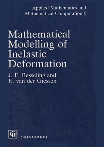 Mathematical Modeling of Inelastic Deformation book cover