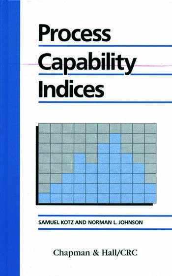 Process Capability Indices book cover