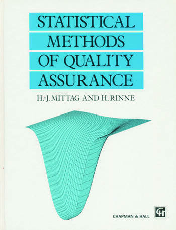 Statistical Methods of Quality Assurance book cover