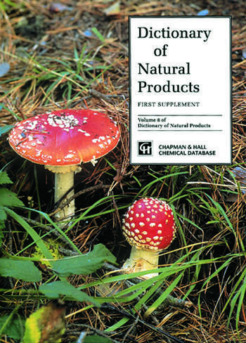 Dictionary of Natural Products, Supplement 1 book cover