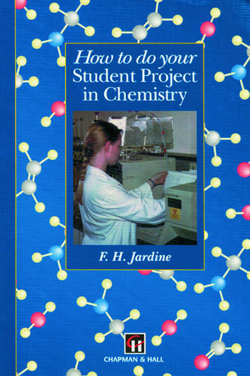 How to do your Student Project in Chemistry book cover