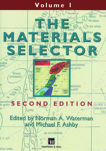 The Materials Selector, Second Edition book cover