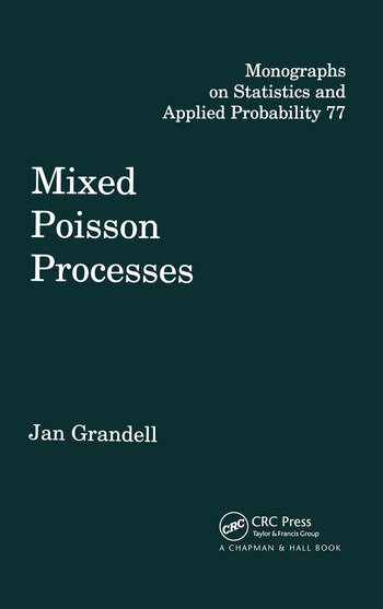 Mixed Poisson Processes book cover