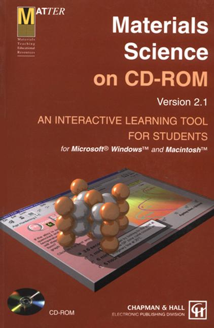 Materials Science on CD-ROM book cover