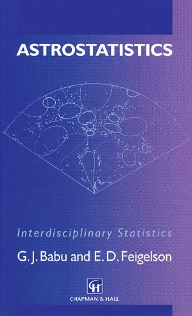 Astrostatistics book cover