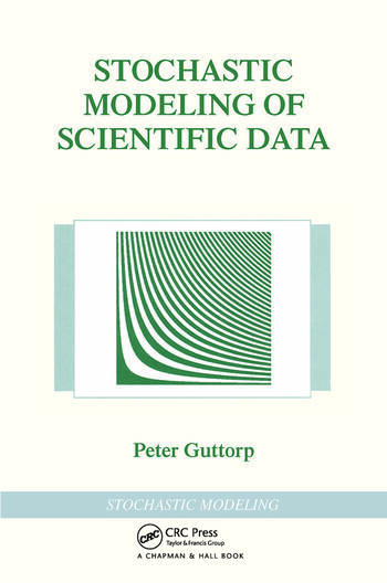 Stochastic Modeling of Scientific Data book cover