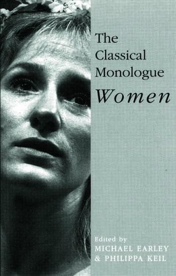 The Classical Monologue (W) Women book cover