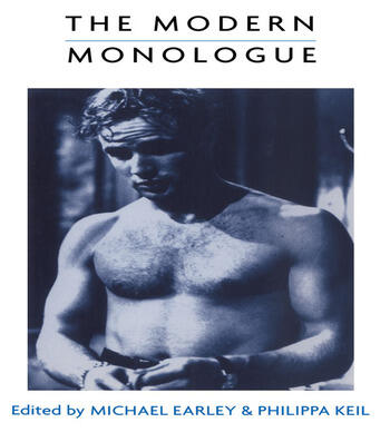 The Modern Monologue Men book cover