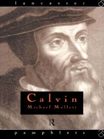 Calvin book cover