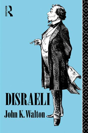 Disraeli book cover