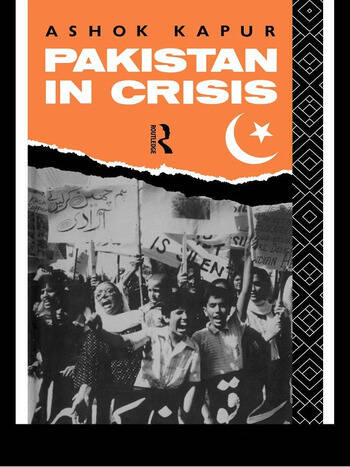 Pakistan in Crisis book cover