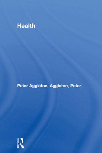 Health book cover