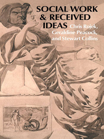 Social Work & Received Ideas book cover