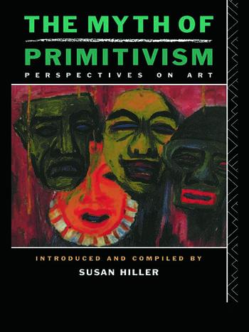 The Myth of Primitivism book cover
