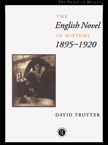 English Novel in History, 1895-1920 book cover