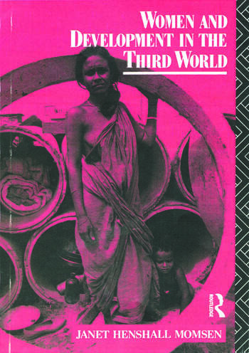 Women and Development in the Third World book cover