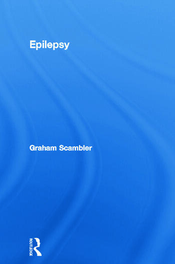 Epilepsy book cover