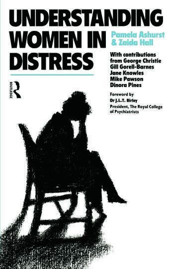 Understanding Women in Distress book cover