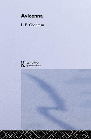 Avicenna book cover