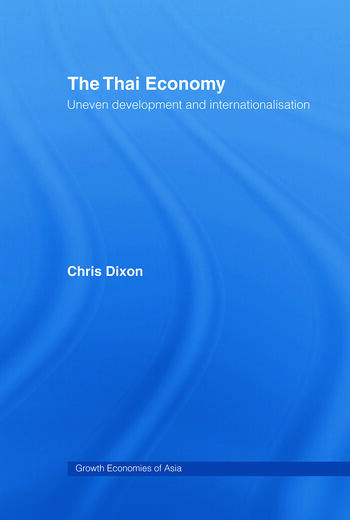 The Thai Economy book cover